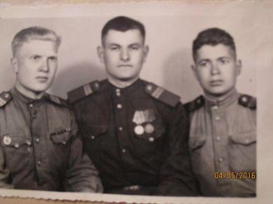 Рукосуев Дмитрий Михайлович,1925г.р.