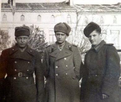 Петровский Леонид Николаевич