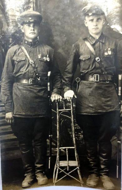 Черных Афанасий Иванович
