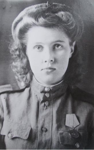 Таня Кутузова, медсестра 308 СП 98 КРСД