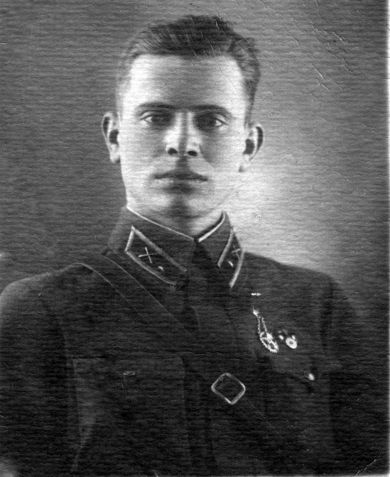 Железняк Алексей Дмитриевич