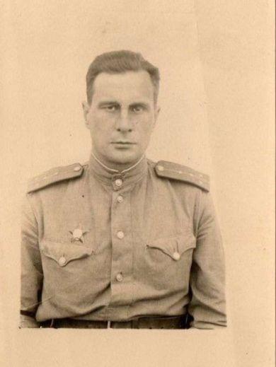 Алексей Васильевич Хребтович