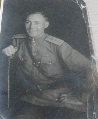 старший лейтенант Никольский