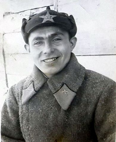 Иосиф Новозенцев