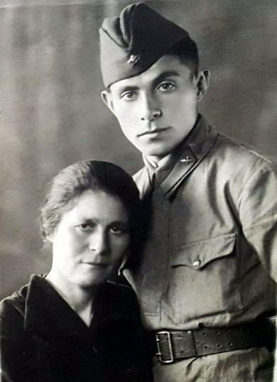 Новозенцев Иосиф и Мария