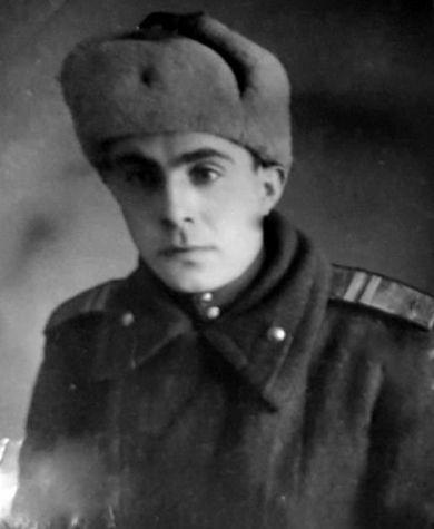 Новозенцев Иосиф (Саша)