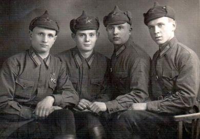Ершов, Мироненко, Чередниченко, Овсеенко
