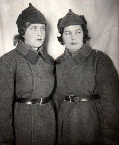 Валентина и Татьяна