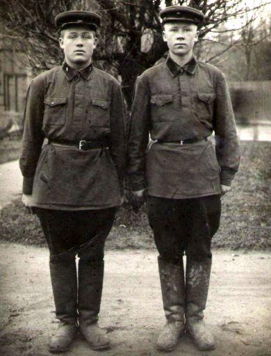 Сорокин Виктор и Петр