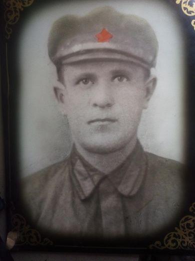 Ковалёв Стефан Дмитриевич