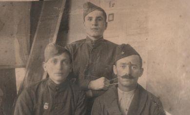 Грамадский Иосиф Ульянович