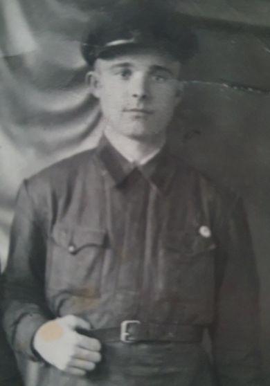 Дворянов Фёдор Степанович