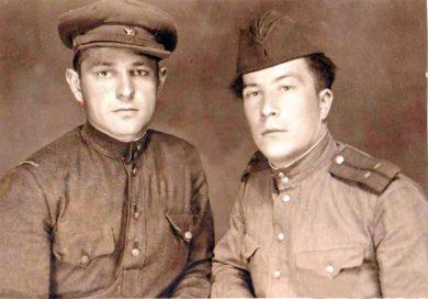 лейтенант Димитриев и рядовой Иван