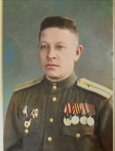 Сослуживец Николаева Николая Ивановича