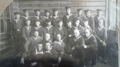 Неизвестные моряки