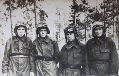 Кулигин,Кротов, Сергеев, Витязев