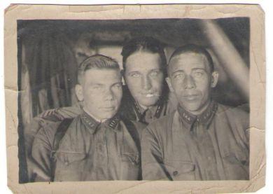офицеры-артиллеристы