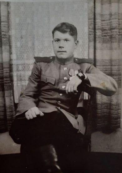 Клюкин Александр Никитич