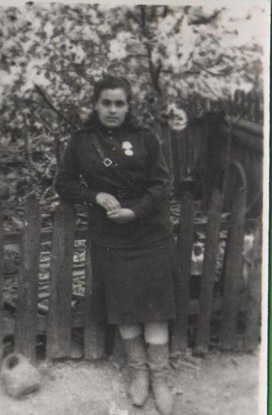 Мария Пархоменко