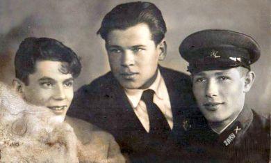Старцев Георгий, Скопин, Власов Михаил