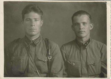 Справа:  Мезенев Иван Феодосьевич
