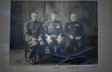 Зайцев, Рябуха, Савченко