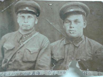 Демишев (один из 4-х братьев-фронтовиков)