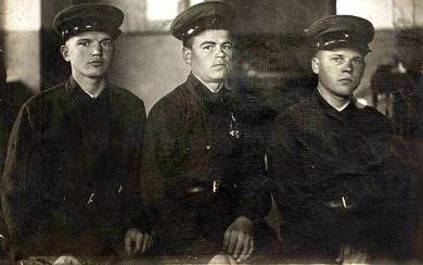 Алексей Семенов(Семёнович), Овчинников, Хвалинский