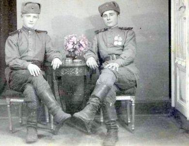 Володин Сергей и Ершов Василий