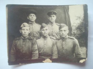 Домашенко: Иван и Александр, Петровский, Кравченко