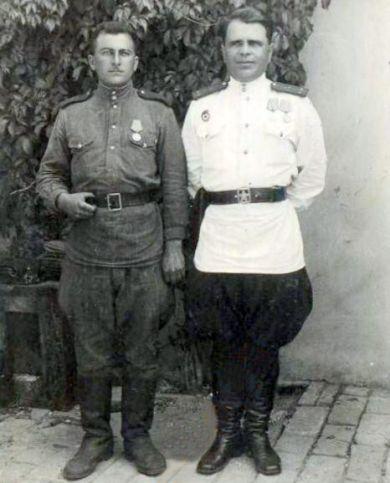 Бегиашвили и Рудковский.