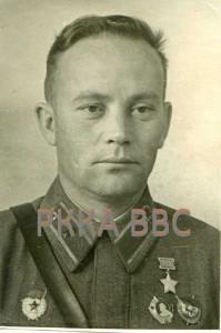 Матвеев Иван Федорович