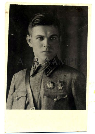 Половченя Гаврил Антонович