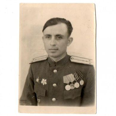 Евстафьев Николай Гаврилович