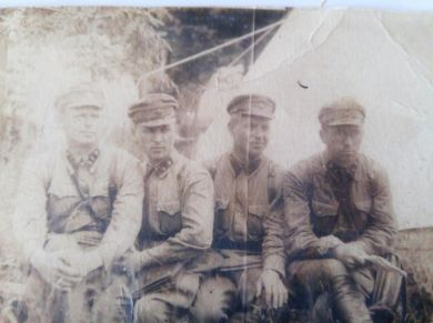 Командиры бронетанковых частей