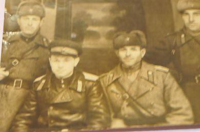 Офицеры СМЕРШ