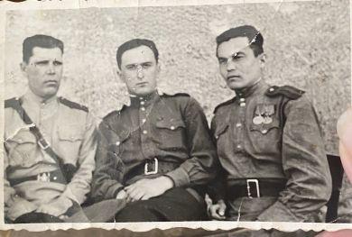 Желудков Евгений Васильевич, остальные неизвестны