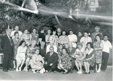 Маншилин Николай Ефремович и выпуск 1940 г. сш №1 г. Донецка