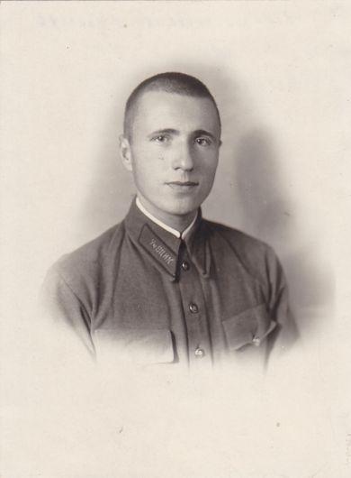 Курсант Тузов