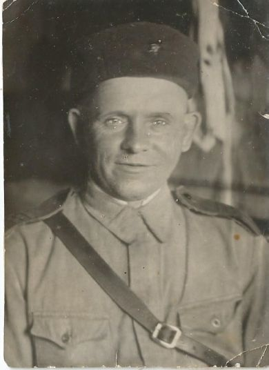 Фомин И.В сержант