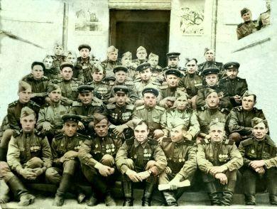 284 отд моторизованный батальон