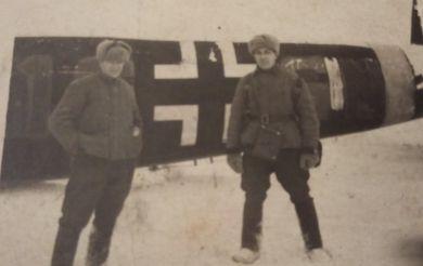 ефрейтор Андронов