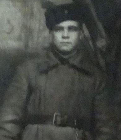 Бухаров Алексей Зотович