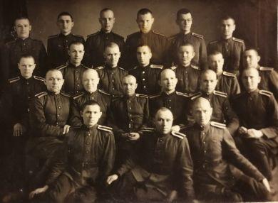 Выпуск Киевского военно-медицинского училища