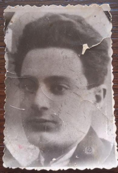 Воронов Борис Яковлевич