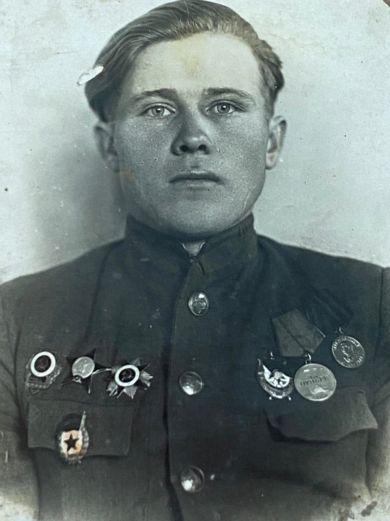 Аниканов Михаил Григорьевич