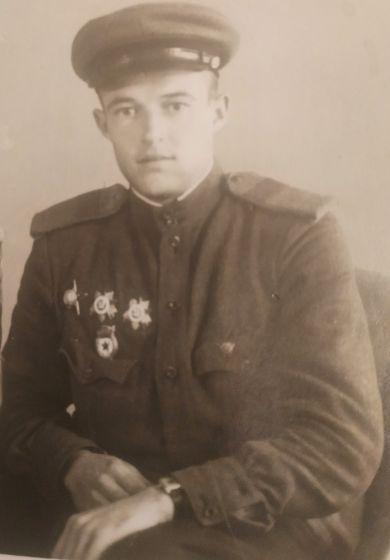 Участник штурма Берлина