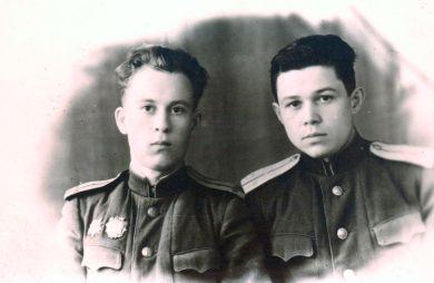 Михаил и Алексей