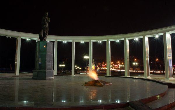 Пушкинский городской округ