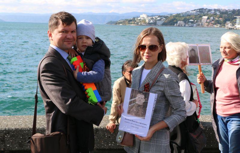 Бессмертный Полк в Веллингтоне (Новая Зеландия). 9 Мая 2019